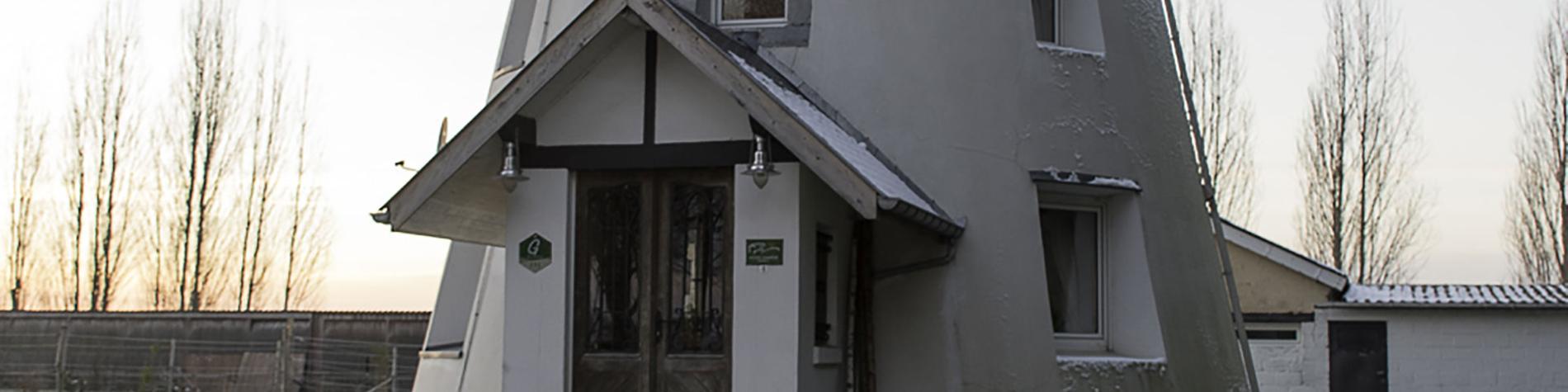 ferme - moulin - Hébergement insolite
