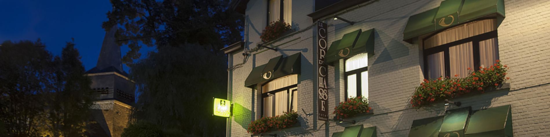 Hôtel - Le Cor de Chasse - Saint-Hubert