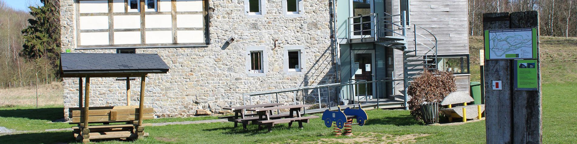 maison site minier - 3 frontières - office du tourisme - Plombières