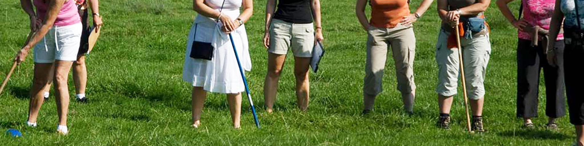 Le golf fermier - Ferme de la Bourgade - Heure - Condroz