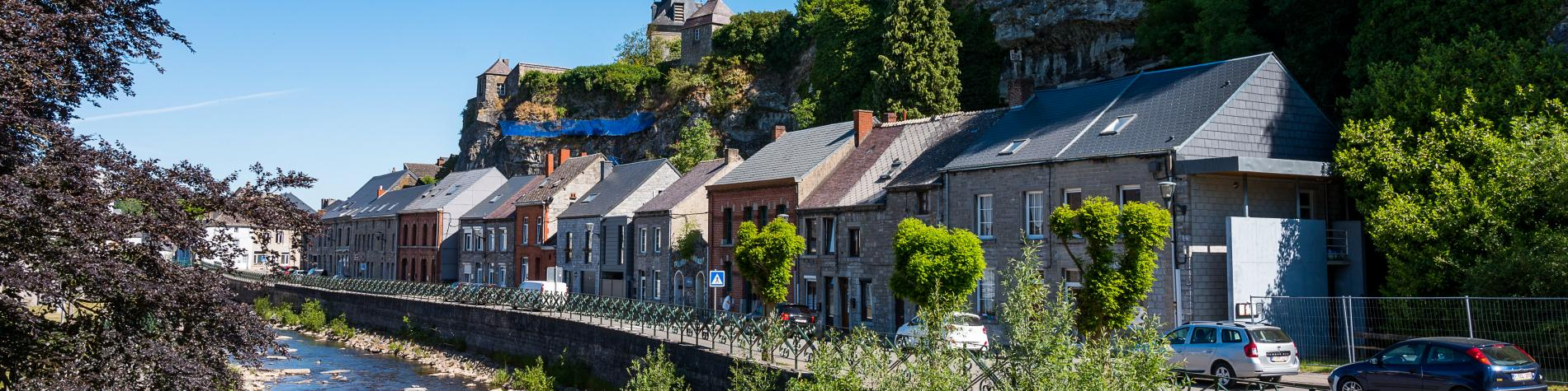 Office de Tourisme - Couvin - Province de Namur - Wallonie Terre d'Eau - Wallonie Nature