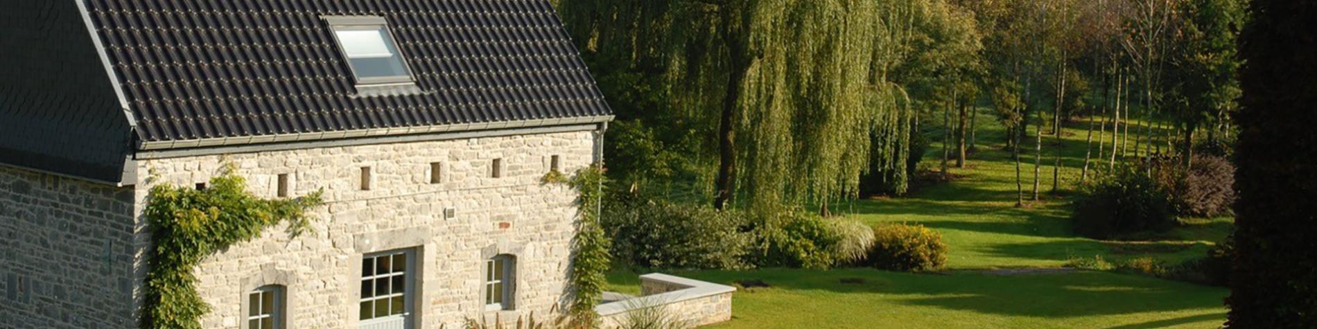 Gîte rural la vieille brasserie - huccorgne - 45 p.