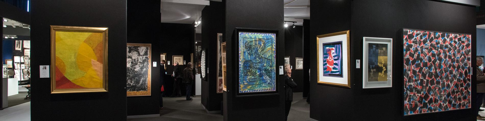 Visitez Antica Namur, le salon d'antiquités qui rassemble plus de 155 antiquaires belges et étrangers