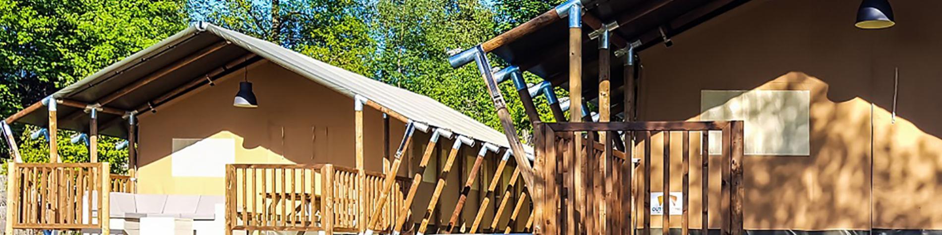 Camping en Wallonie - camp - campement - naturisme