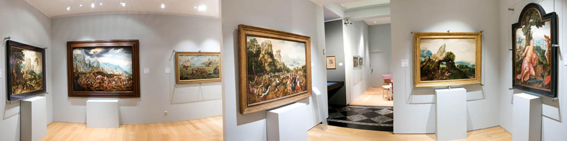 Musée - Arts anciens - Namurois - hôtel patricien classé du XVIIIe siècle - Moyen Âge - Renaissance - salle Bles