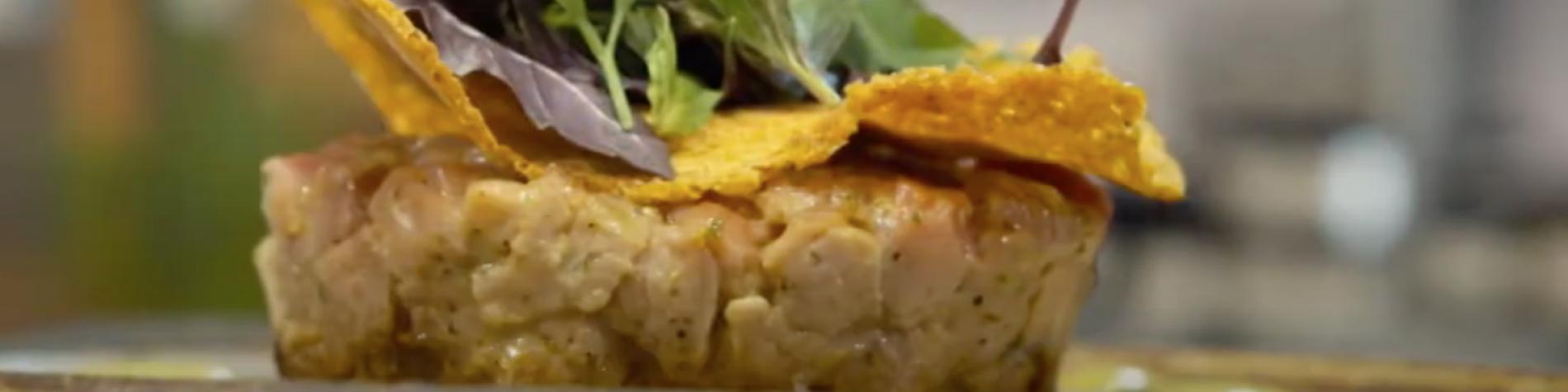 Recettes - cuisine - Julien Lapraille - tartare - mi cuit