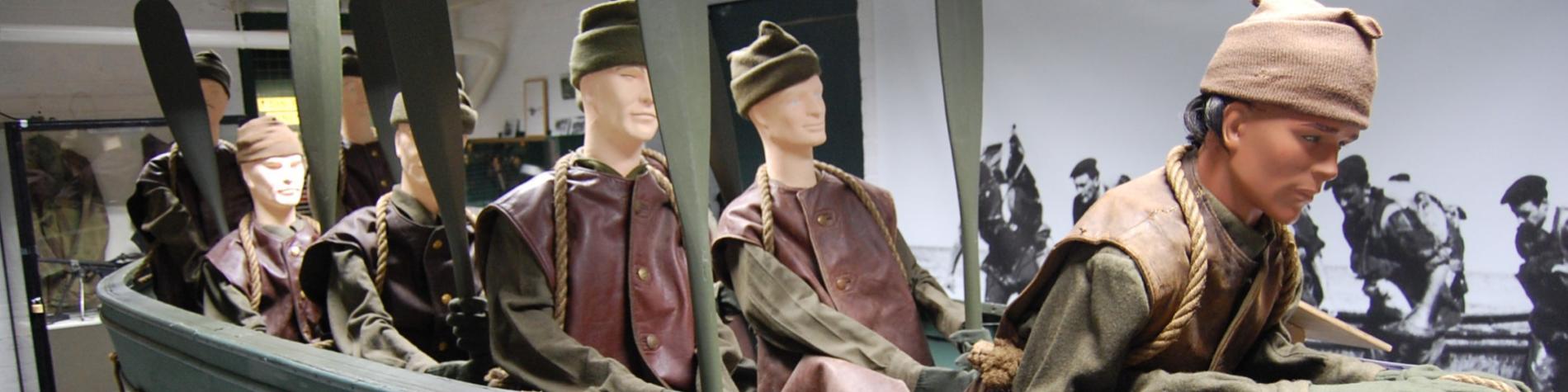 Musée des Commandos à Flawinne