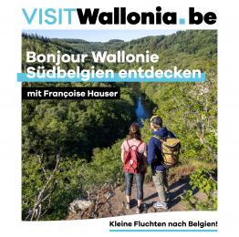 Bonjour Wallonie - Südbelgien entdecken! Der Podcast