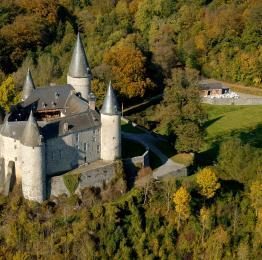 Venez visiter le Château de Celles-Vêves