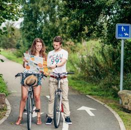 Condroz-Famenne - Vélo - sport et détente - Paysages et nature - VTT - Randonnée cycliste