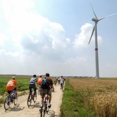 Balade à vélo en Brabant wallon