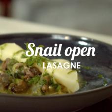 snail open