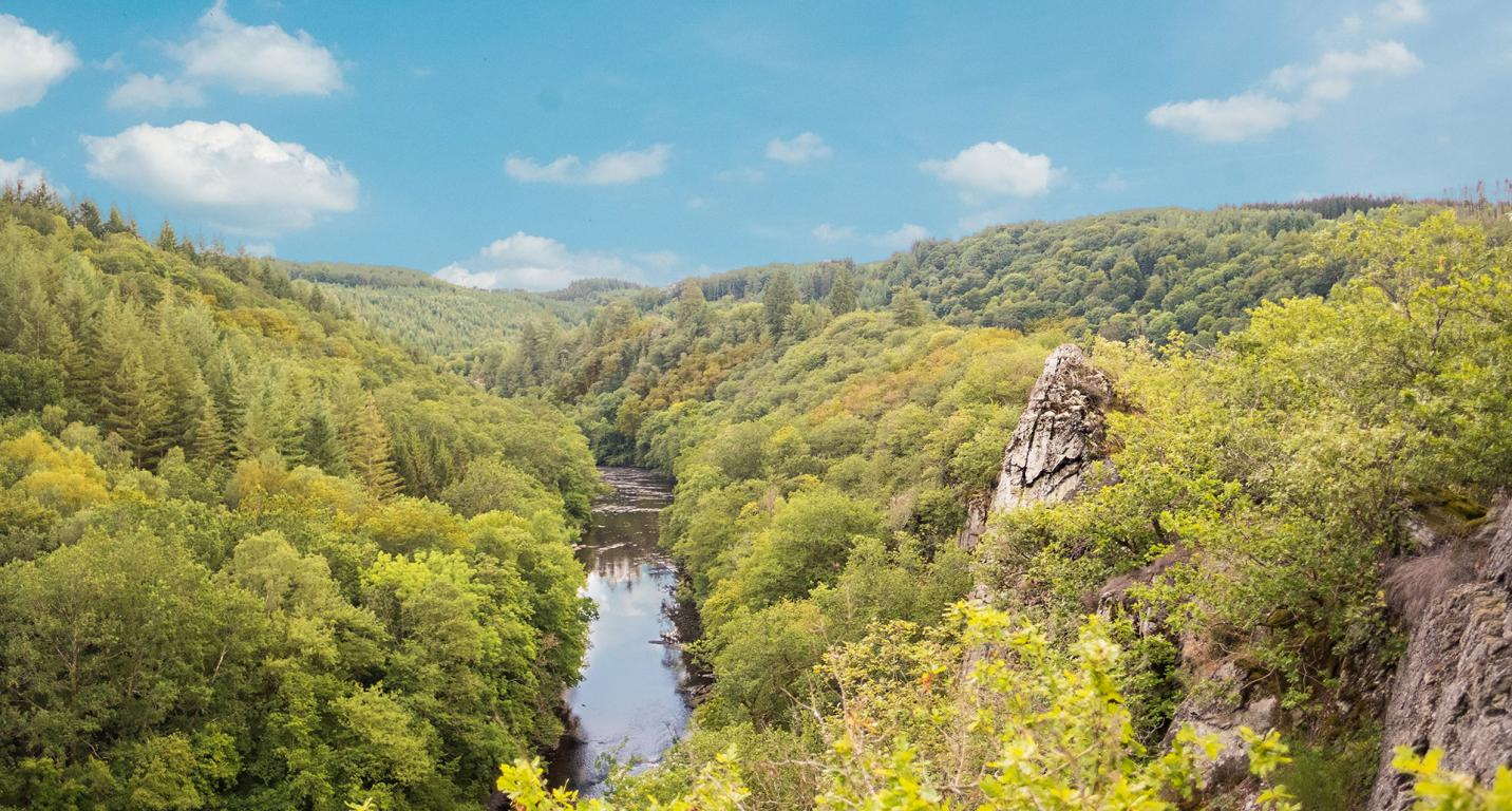 Wallonie - destination - nature - 2020 - Campagne - explorateurs - hérou - rocher
