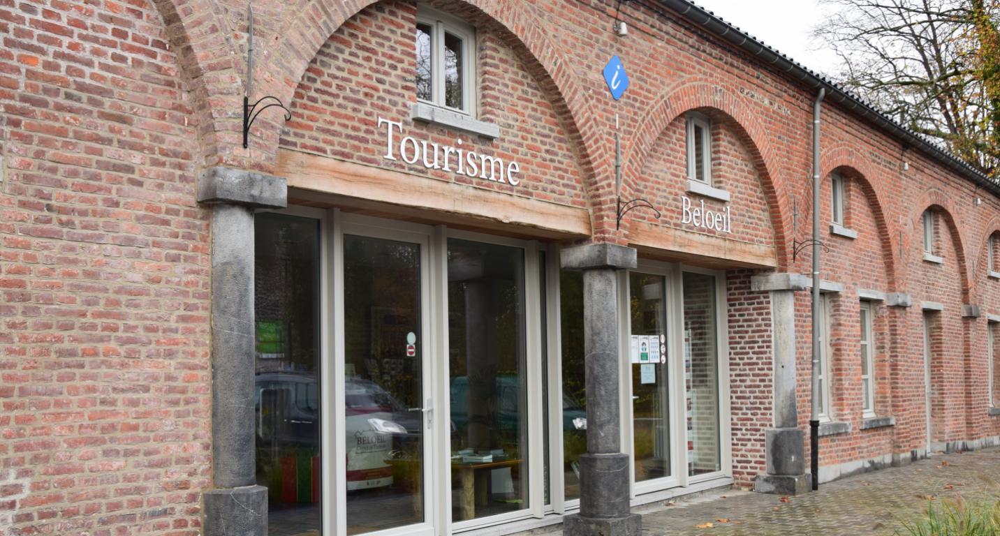 Office -Tourisme - Beloeil - Province de Hainaut