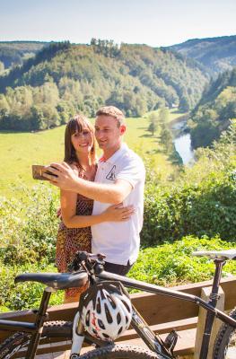 La Roche-en-Ardenne - Bikes - Cross-country bikes - couple - ardennes