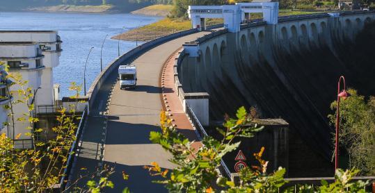 Eupen - Barrage de la Vesdre