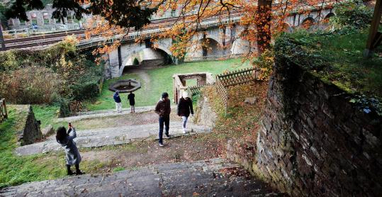 Abbaye - Villers-la-Ville