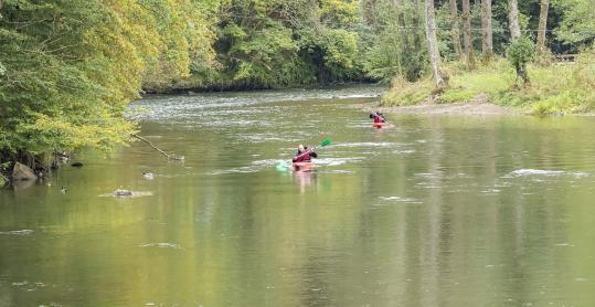 Coo Adventure - outdoor activity center - Ardennes - Kayak