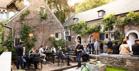 Brasserie C - Smullen in Wallonië - Terroir - Luik