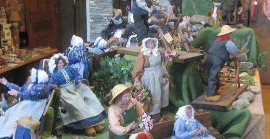Ferme des fées Visit Entreprise la Wallonie insolite