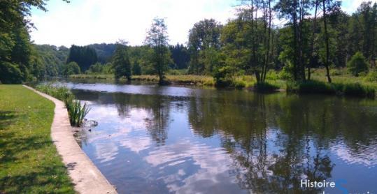 Zone de baignade - Herbeumont