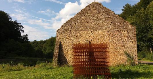 Le site de Montauban et le Centre d'Art Contemporain du Luxembourg Belge - Wallonie insolite