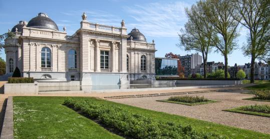 Ontdek het Parc de la Boverie in Luik