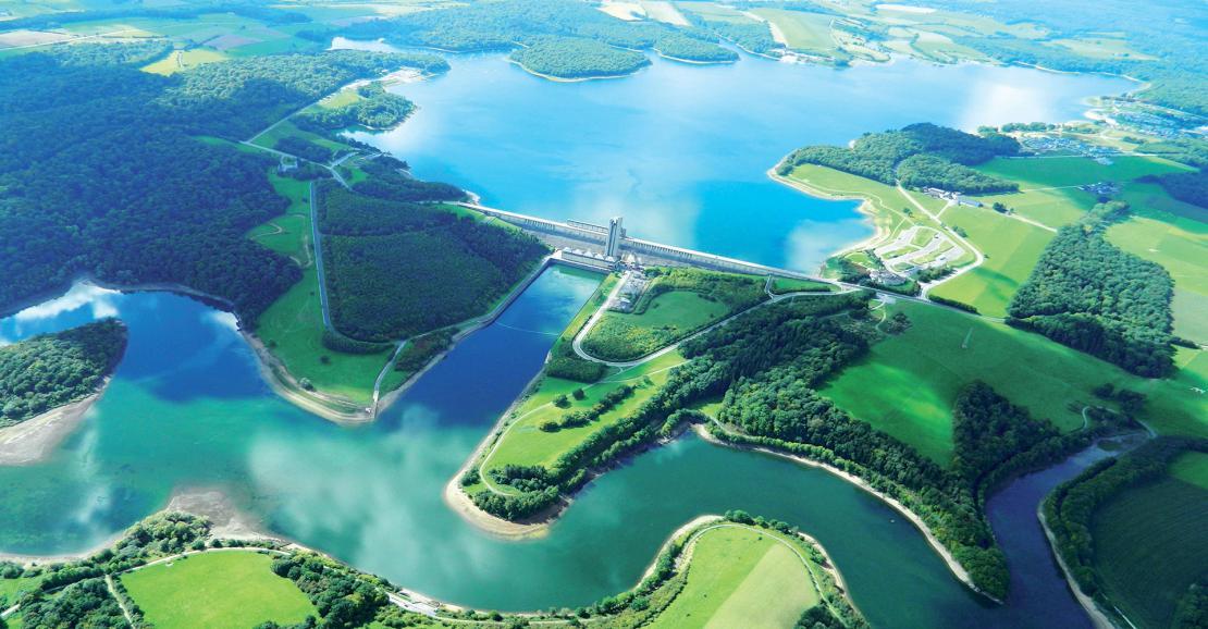 Lacs de l'Eau d'Heure - le site des plus grands lacs de Belgique