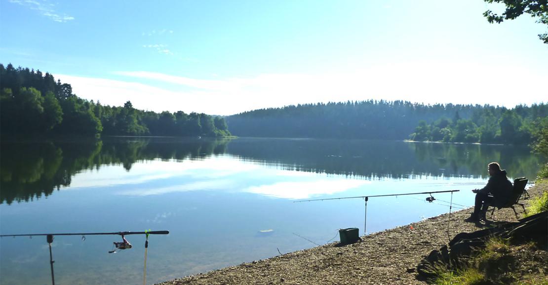 Lac de Bütgenbach - Cantons de l'Est